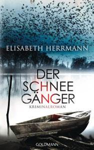 Buchcover Elisabeth Herrmann Der Schneegaenger