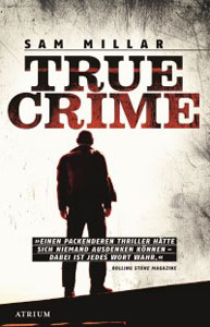 Buchcover True Crime