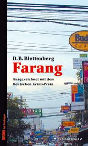 Buchcover Farang von D.B. Blettenberg