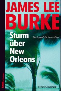 Cover Burke Sturm ueber New Orelans