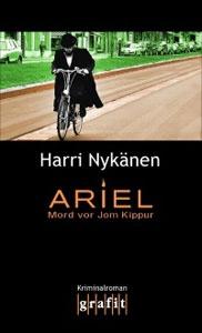 Buchcover Ariel, Mord vor Jom Kippur von Harri Nykaenen
