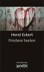 Buchcover Finstere Seelen von Horst Eckert