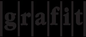 Logo Grafit Verlag Text schwarz auf weißem Grund