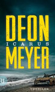 Buchcover Deon Meyer Icarus