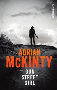 Buchcover McKinty Gun Street Girl