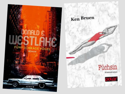 Buchcover Westlake Bruen