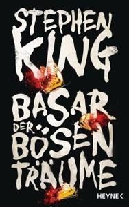 Buchcover Basar der bösen Träume von Stephen King