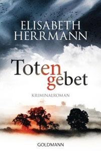 Buchcover Totengebet von Elisabeth Herrmann