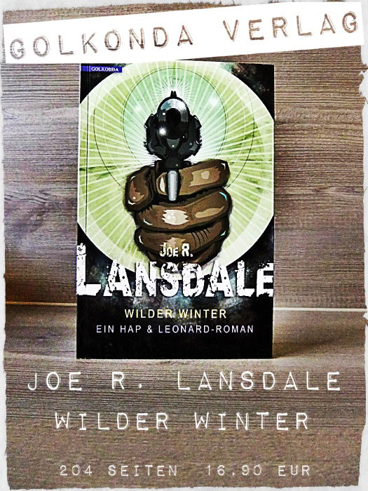 Buch Wilder Winter von Joe R. Lansdale