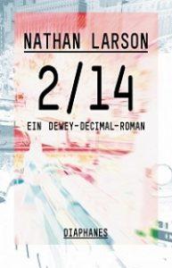 Nathan Larson 2/14 Diaphanes Verlag