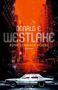 Buchcover Donald E. Westlake Fünf schräge Vögel