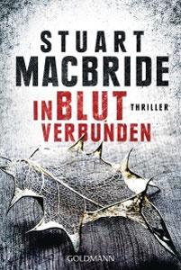 Buchcover In Blut verbunden von Stuart MacBride