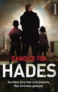 Buchcover Hades von Candice Fox