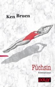 Buchcover Füchsin von Ken Bruen