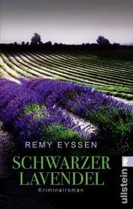 Buchcover Schwarzer Lavendel von remy Eyssen