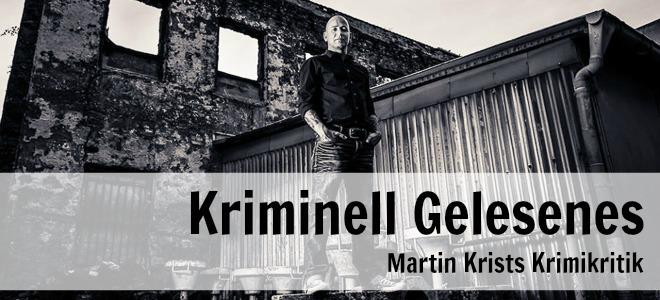 Banner Kriminell Gelesenes Martin Krists Krimikritik