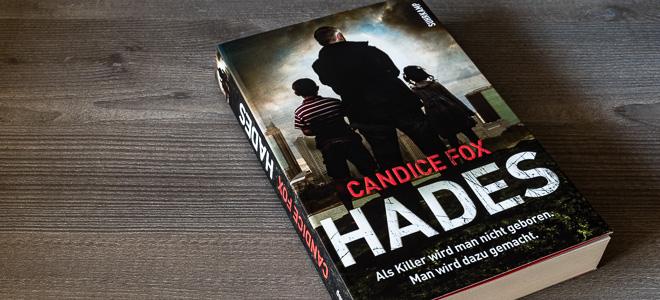 Thriller Hades Candice Fox Suhrkamp Verlag