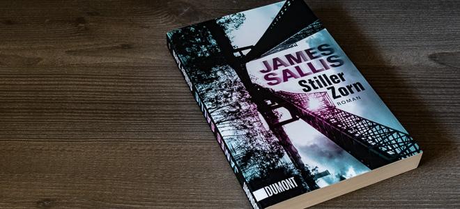 Kriminalroman Stiller Zorn James Sallis Dumont Verlag