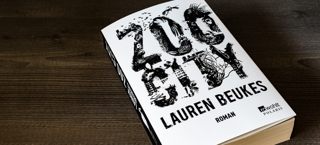 Urban Fantasy Thriller Zoo City Lauren Beukes Rowohlt Veerlag