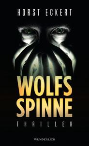 Thriller Wolfsspinne von Horst Eckert