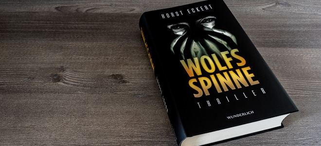 Thriller Wolfsspinne Horst Eckert