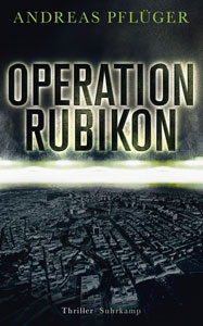 cover operation rubikon andreas pflueger suhrkamp