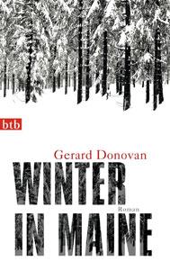 cover winter in maine gerard donovan btb