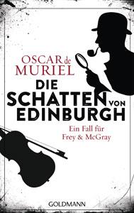 cover die schatten von edinburgh oscar de muriel goldmann