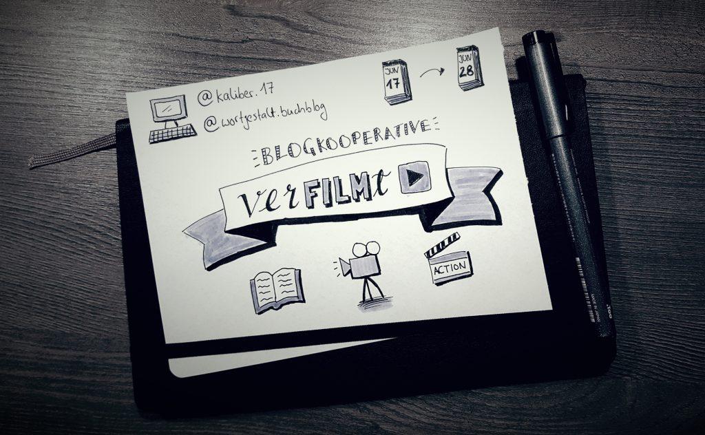header blogkooperative kaliber.17 wortgestalt buchblog verfilmt