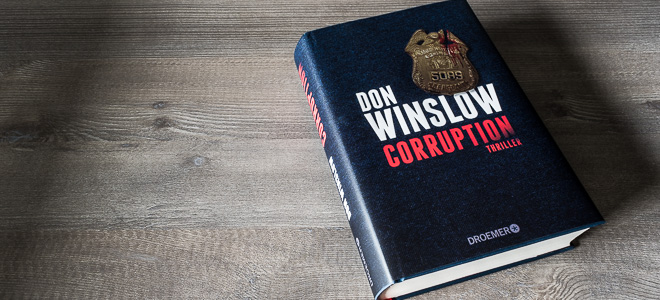 don winslow corruption wortgestalt buchblog rezension